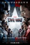 """""""Capit�n Am�rica: Civil War"""" pelikularen kartela"""