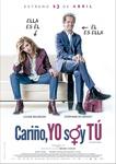 """Cartel de la película """"Cariño, yo soy tú"""""""