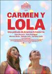 """""""Carmen y Lola"""" pelikularen kartela"""