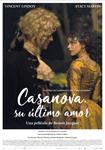 """Casanova, su último amor"" pelikularen kartela"