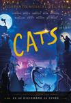 """""""Cats"""" pelikularen kartela"""