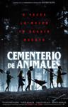 """Cementerio de animales"" pelikularen kartela"