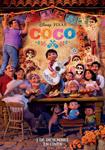 """""""Coco"""" pelikularen kartela"""