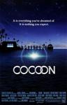 """Cartel de la película """"Cocoon"""""""