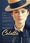 "Cartel de la película ""Colette"""