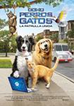 """Cartel de la película """"Como Perros y Gatos: La Patrulla Unida"""""""