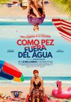 """Cartel de la película """"Como pez fuera del agua"""""""