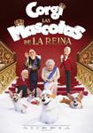 """Corgi, las mascotas de la Reina"" pelikularen kartela"