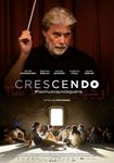 """""""Crescendo"""" pelikularen kartela"""