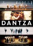 """Cartel de la película """"Dantza"""""""