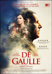 """Cartel de la película """"De Gaulle"""""""