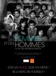 """Cartel de la película """"Des femmes et des hommes"""""""