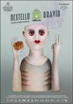 """Cartel de la película """"Destello Bravío"""""""