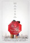 """Cartel de la película """"Día de lluvia en Nueva York"""""""
