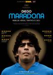 """""""Diego Maradona"""" pelikularen kartela"""
