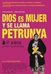 """Cartel de la película """"Dios es mujer y se llama Petrunya"""""""