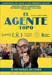 """Cartel de la película """"El agente topo"""""""