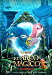 """Cartel de la película """"El arco mágico"""""""