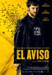"""Cartel de la película """"El Aviso"""""""