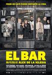 """El Bar"" pelikularen kartela"