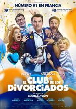 """""""El club de los divorciados"""" pelikularen kartela"""