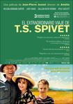 """Cartel de la película """"El extraordinario viaje de T.S. Spivet"""""""