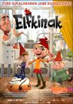 """Cartel de la película """"Elfkinak"""""""