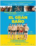 """Cartel de la película """"El gran baño"""""""