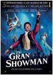 """""""El gran showman"""" pelikularen kartela"""