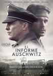 """""""El informe Auschwitz"""" pelikularen kartela"""