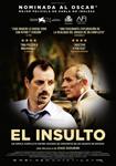 """Cartel de la película """"El Insulto"""""""