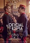"""Cartel de la película """"El oficial y el espía"""""""
