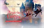 """Cartel de la película """"El pequeño vampiro"""""""