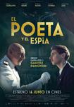 """Cartel de la película """"El poeta y el espía"""""""