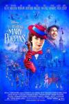 """Cartel de la película """"El regreso de Mary Poppins"""""""