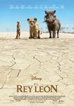 """""""El Rey León"""" pelikularen kartela"""