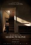 """""""El secreto de Marrowbone"""" pelikularen kartela"""