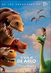 """Cartel de la película """"El Viaje de Arlo"""""""