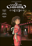 """Cartel de la película """"El viaje de Chihiro"""""""