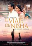 "Cartel de la película ""El viaje de Nisha"""