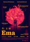 """Cartel de la película """"Ema"""""""