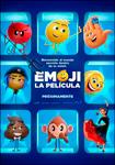 """Cartel de la película """"Emoji. La película"""""""