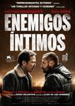"""Cartel de la película """"Enemigos íntimos"""""""