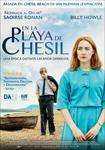 """Cartel de la película """"En la playa de Chesil"""""""