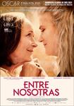 """Cartel de la película """"Entre nosotras"""""""