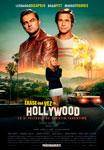 """""""Erase una vez en… Hollywood"""" pelikularen kartela"""