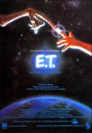 """""""E.T. el extraterrestre"""" pelikularen kartela"""