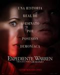 """""""Expediente Warren: Obligado por el demonio"""" pelikularen kartela"""