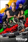 "Cartel de la película ""Fast & Furious 9"""