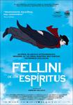 """""""Fellini de los espíritus"""" pelikularen kartela"""